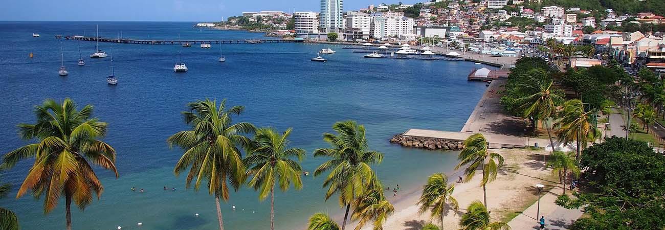 TO3FM Martinique Island attivo in FT8