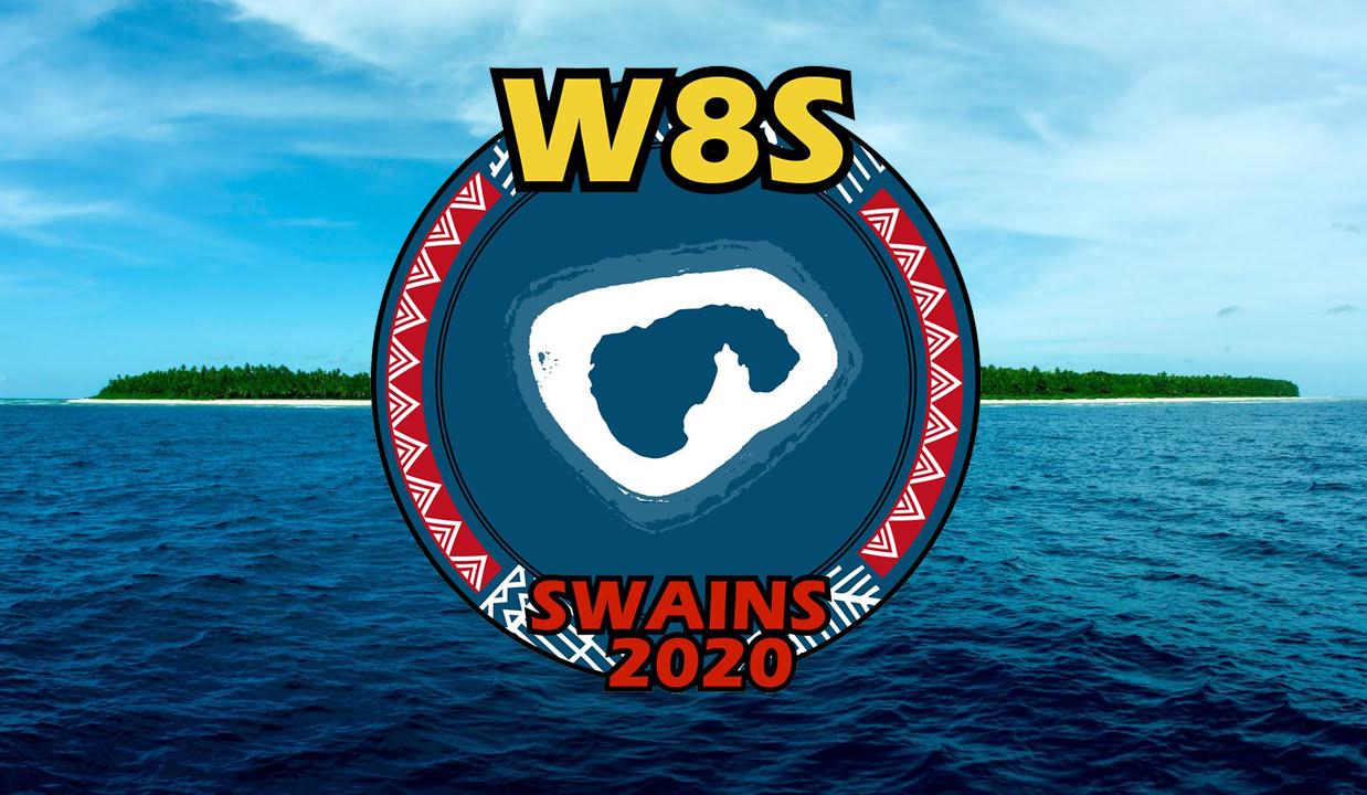 W8S Swains Island saranno attivi in FT8