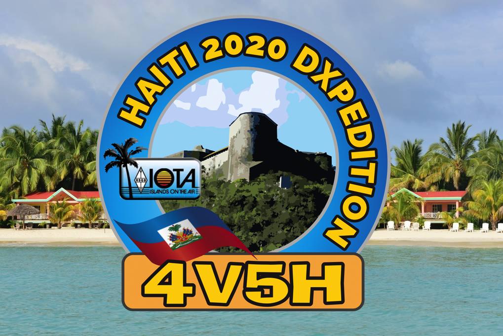 4V5H Haiti saranno attivi in FT8