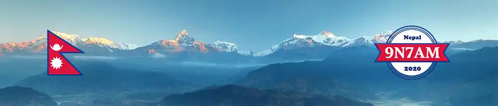 9N7AM Nepal saranno attivi in FT8
