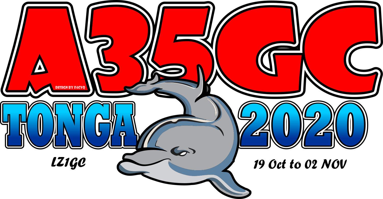 A35GC Tonga saranno attivi in FT8