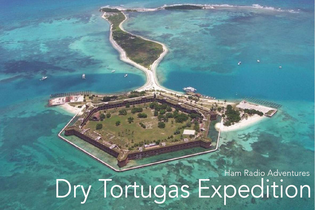 N4T Dry Tortugas saranno attivi in FT8