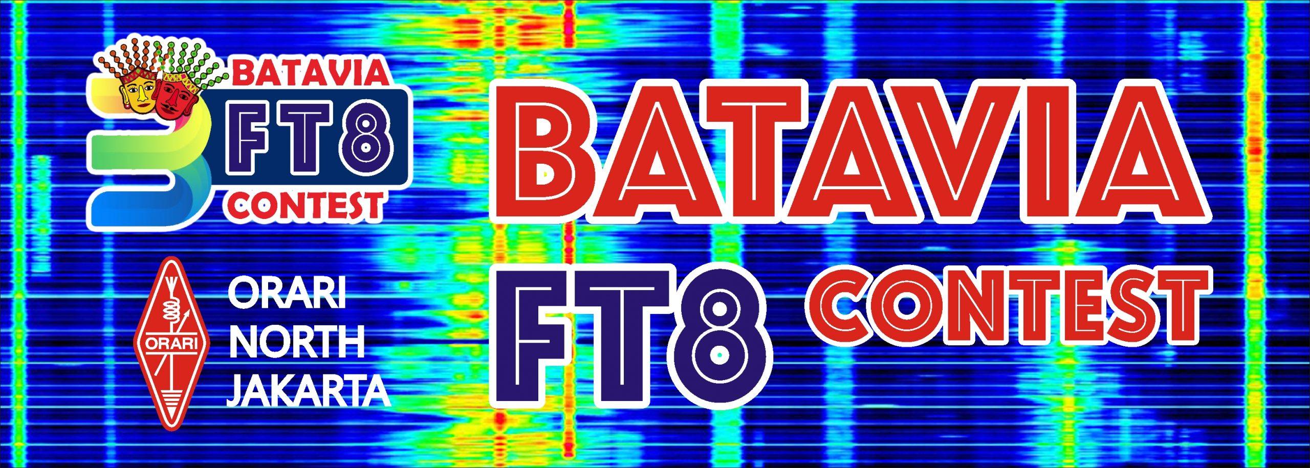 Batavia FT8 Contest 2020