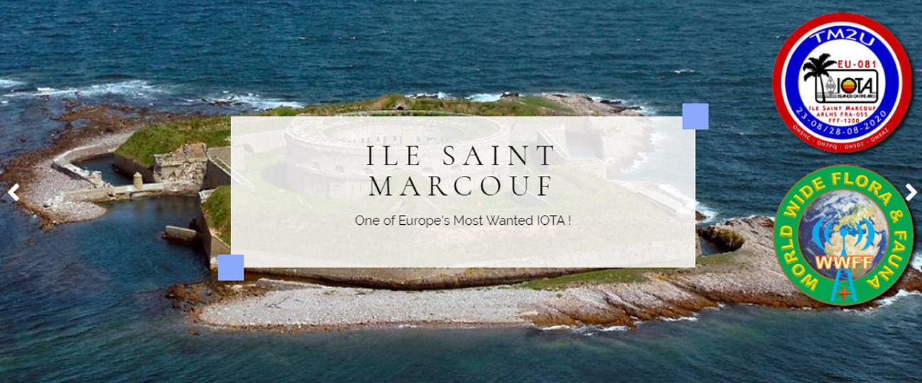 TM2U Saint Marcouf Island saranno attivi in FT8