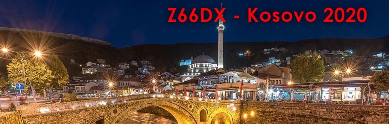 Z66DX Kosovo saranno attivi in FT8