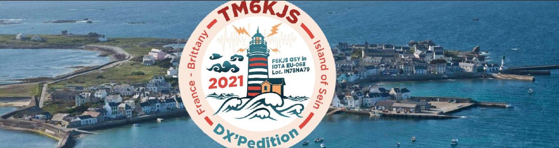TM6KJS Island of Sein saranno attivi in FT8